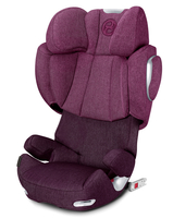 Автокресло CYBEX SOLUTION Q3-FIX PLUS MYSTIC PINK