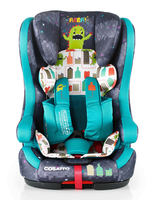 Автокресло COSATTO HUBBUB ISOFIX MONSTER ARCADE