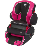 Автокресло KIDDY GUARDIAN PRO 2 PINK