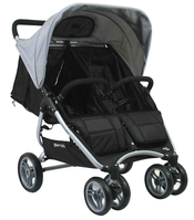 Капор для коляски VALCO BABY SNAP DUO SILVER