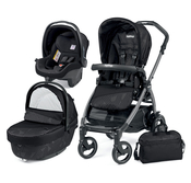 Коляска PEG-PEREGO BOOK PLUS 51 S JET XL+POP-UP SPORTIVO GEO BLACK 3 В 1