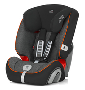 Автокресло BRITAX ROEMER EVOLVA 123 PLUS BLACK MARBLE