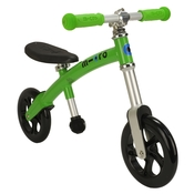 Беговел MICRO G-BIKE+LIGHT GREEN