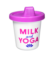 Поильник GAMAGO MILK AND YOGA