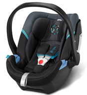 Автокресло CYBEX ATON 4 BLACK SEA