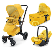 Коляска CONCORD NEO MOBILITY SET L.E. BLAZING YELLOW 3 В 1