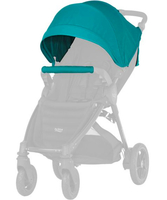 Капор для колясок BRITAX B-AGILE 4 PLUS и B-MOTION 4 PLUS LAGOON GREEN