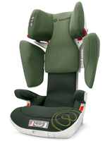 Автокресло CONCORD TRANSFORMER XT JUNGLE GREEN 2016