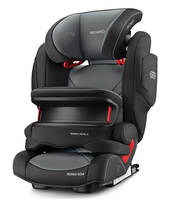 Автокресло RECARO MONZA NOVA IS SEATFIX CARBON BLACK