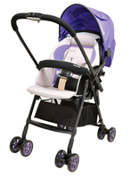 Коляска COMBI WELL COMFORT PURPLE