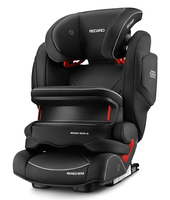 Автокресло RECARO MONZA NOVA IS SEATFIX PERFORMANCE BLACK