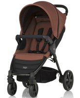 Коляска BRITAX B-AGILE 4 WOOD BROWN