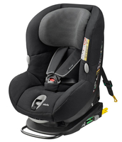Автокресло MAXI-COSI MILO FIX BLACK RAVEN