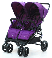 Коляска для двойни VALCO BABY SNAP DUO DEEP PURPLE