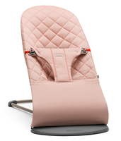 Кресло-шезлонг BABYBJORN BLISS COTTON OLD ROSE LIMITED EDITION