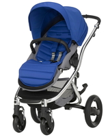 Коляска BRITAX AFFINITY 2 CHROME OCEAN BLUE 2 В 1