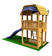 Игровой комплекс JUNGLE GYM BARN