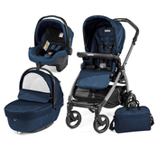 Коляска PEG-PEREGO BOOK PLUS 51 S JET XL+POP-UP SPORTIVO GEO NAVY 3 В 1