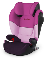Автокресло CYBEX SOLUTION M-FIX SL PURPLE RAIN