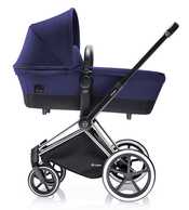 Коляска CYBEX PRIAM LUX ROYAL BLUE 2 В 1 на раме TREKKING