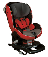 Автокресло BESAFE IZI COMFORT X3 ISOFIX FRESH RED-GREY