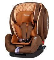 Автокресло WELLDON ENCORE FIT SIDE ARMOR&CUDDLE ME ISOFIX HALLMAKS BROWN