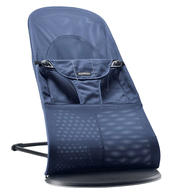 Кресло-шезлонг BABYBJORN BALANCE SOFT AIR GREAT BLUE