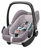 Автокресло MAXI-COSI PEBBLE PLUS CONCRETE GREY