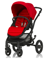 Коляска BRITAX AFFINITY 2 BLACK FRAME RED 2 В 1