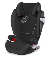 Автокресло CYBEX SOLUTION M-FIX HAPPY BLACK