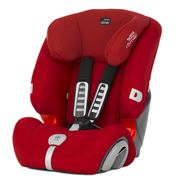 Автокресло BRITAX ROEMER EVOLVA 123 PLUS FLAME RED