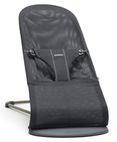 Кресло-шезлонг BABYBJORN BLISS MESH ANTHRACITE