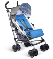 Коляска прогулочная UPPABABY G-LUXE SEBBY