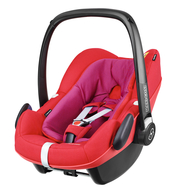 Автокресло MAXI-COSI PEBBLE PLUS RED ORCHID