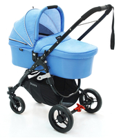Люлька к коляскам VALCO BABY SNAP, SNAP 4 POWDER BLUE