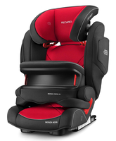 Автокресло RECARO MONZA NOVA IS SEATFIX RACING RED