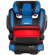 Автокресло RECARO MONZA NOVA IS SEATFIX SAPHIR