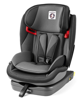 Автокресло PEG-PEREGO VIAGGIO 1-2-3 VIA CRYSTAL BLACK