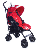 Коляска прогулочная EASYWALKER MINI BUGGY XL FIREBALL RED