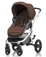 Коляска BRITAX AFFINITY 2 WHITE WOOD BROWN 2 В 1