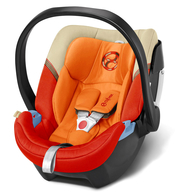 Автокресло CYBEX ATON 4 AUTUMN GOLD