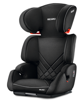 Автокресло RECARO MILANO SEATFIX PERFORMANCE BLACK