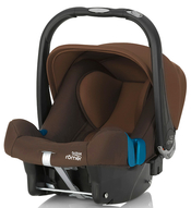 Автокресло BRITAX ROEMER BABY-SAFE PLUS SHR II WOOD BROWN