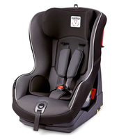 Автокресло PEG-PEREGO VIAGGIO 1 DUO-FIX TT BLACK