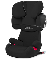 Автокресло CYBEX SOLUTION X2-FIX PURE BLACK
