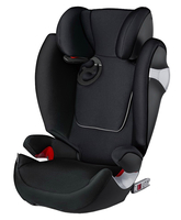 Автокресло CYBEX SOLUTION M-FIX STARDUST BLACK
