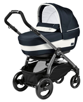 Коляска PEG-PEREGO BOOK PLUS 51 JET ELITE+POP-UP LUXE BLUE 3 В 1