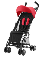 Коляска прогулочная BRITAX HOLIDAY FLAME RED
