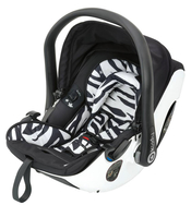 Автокресло KIDDY EVOLUTION PRO 2 ZEBRA