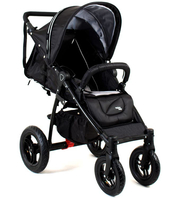 Коляска VALCO BABY QUAD X MIDNIGHT BLACK